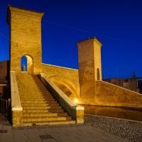 Ponte - Trepponti - Vanni Lazzari - Comacchio (FE)