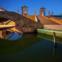 Ponte Trepponti - Vanni Lazzari - Comacchio (FE)