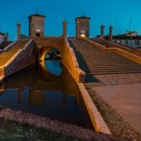 Trepponti - - Vanni Lazzari - Comacchio (FE)