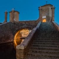 Blue hour - Trepponti - Vanni Lazzari - Comacchio (FE)
