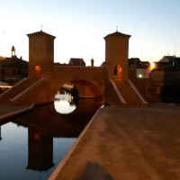 Incantevoli Tre Ponti - Nataliya Balysheva - Comacchio (FE)