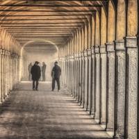 Portico dei Cappuccini - F.Calzolari - Comacchio (FE)