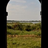 Una porta sulla Valle di Comacchio - MARZIABEN - Comacchio (FE)