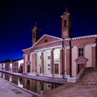 Settecentesco Ospedale degli Infermi - ora Museo Delta Antico - Vanni Lazzari - Comacchio (FE)