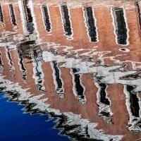 Palazzo Bellini allo specchio - Vanni Lazzari - Comacchio (FE)