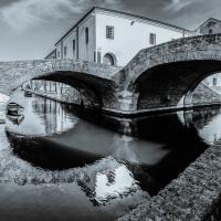 Comacchio - Ponte degli Sbirri - Vanni Lazzari - Comacchio (FE)