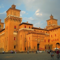 Ferrara-castello estense - Federico Lugli - Ferrara (FE)
