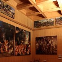 Castello estense, ricostruzione dei camerini d'alabastro, 02 - Sailko - Ferrara (FE)