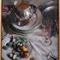 Giovanni boldini, un angolo della mensa del pittore, 1897 ca. 02 - Sailko - Ferrara (FE)
