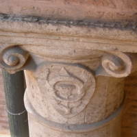 Capitello castello Estense (Ferrara) - Nicola Quirico - Ferrara (FE)