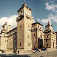 1 Castello Estense - Vanni Lazzari - Ferrara (FE)