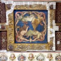 Bastianino, ludovico settevecchi e leonardo da brescia, salone dei giochi nel castello estense, 1570, 01 quattro stagioni - Sailko - Ferrara (FE)