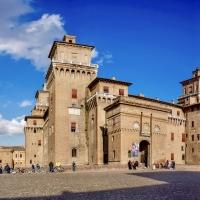Castello Estense - panoramica - Vanni Lazzari - Ferrara (FE)