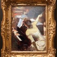 Giovanni boldini, la cantante mondana, 1884 circa 01 - Sailko - Ferrara (FE)