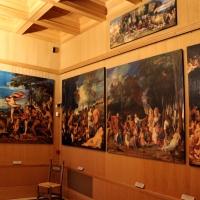 Castello estense, ricostruzione dei camerini d'alabastro, 01 - Sailko - Ferrara (FE)