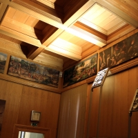 Castello estense, ricostruzione dei camerini d'alabastro, 03 - Sailko - Ferrara (FE)