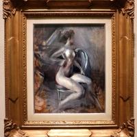 Giovanni boldini, nudino scattante, 1910 ca - Sailko - Ferrara (FE)