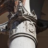 Palazzo Costabili (Ferrara) - Capitello 01 - Nicola Quirico - Ferrara (FE)