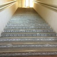 Il scalone di Palazzo Costabili - Alison Mary Lazzari - Ferrara (FE)