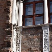 Palazzo Costabili (Ferrara) - Finestra - Nicola Quirico - Ferrara (FE)