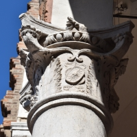 Palazzo Costabili (Ferrara) - Capitello 00 - Nicola Quirico - Ferrara (FE)
