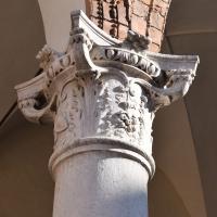 Palazzo Costabili (Ferrara) - Capitello 02 - Nicola Quirico - Ferrara (FE)