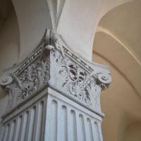 Palazzo Costabili (Ferrara) - capitello scalone - Nicola Quirico - Ferrara (FE)