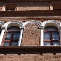 Palazzo Costabili (Ferrara) - Finestra pentafora - Nicola Quirico - Ferrara (FE)