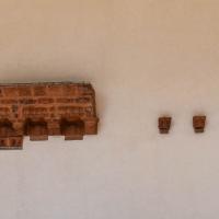 Palazzo Costabili (Ferrara) - elementi decorativi - Nicola Quirico - Ferrara (FE)