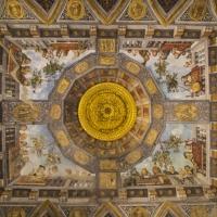 Affresco - La sala del tesoro - Antonella Balboni - Ferrara (FE)