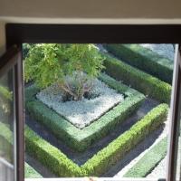 Scorcio finestra con riflesso - Laura Dolcetti - Ferrara (FE)