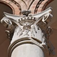 Palazzo Costabili (Ferrara) - Capitello 07 - Nicola Quirico - Ferrara (FE)