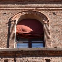Palazzo Costabili (Ferrara) - Finestra 01 - Nicola Quirico - Ferrara (FE)