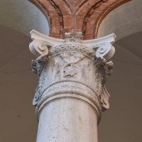 Palazzo Costabili (Ferrara) - Capitello 16 - Nicola Quirico - Ferrara (FE)