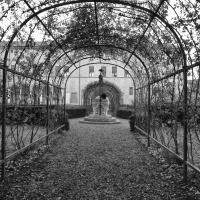 Il giardino del Palazzo - Antonella Balboni - Ferrara (FE)