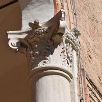 Palazzo Costabili (Ferrara) - Capitello 11 - Nicola Quirico - Ferrara (FE)
