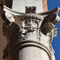 Palazzo Costabili (Ferrara) - Capitello 12 - Nicola Quirico - Ferrara (FE)