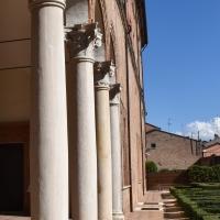 Palazzo Costabili (Ferrara) - Giardino Loggia grande - Nicola Quirico - Ferrara (FE)