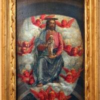 Andrea mantegna, cristo con l'animula della madonna, 1462, 01 - Sailko - Ferrara (FE)