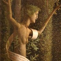 Andrea mantegna, minerva scaccia i vizi dal giardino delle virtù, 1497-1502 ca. (louvre) 09 - Sailko - Ferrara (FE)