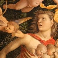 Andrea mantegna, minerva scaccia i vizi dal giardino delle virtù, 1497-1502 ca. (louvre) 19 - Sailko - Ferrara (FE)
