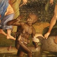 Andrea mantegna, minerva scaccia i vizi dal giardino delle virtù, 1497-1502 ca. (louvre) 26 - Sailko - Ferrara (FE)