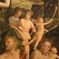 Andrea mantegna, minerva scaccia i vizi dal giardino delle virtù, 1497-1502 ca. (louvre) 32 - Sailko - Ferrara (FE)