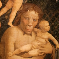 Andrea mantegna, minerva scaccia i vizi dal giardino delle virtù, 1497-1502 ca. (louvre) 34 - Sailko - Ferrara (FE)