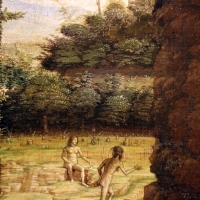 Andrea mantegna, minerva scaccia i vizi dal giardino delle virtù, 1497-1502 ca. (louvre) 35 - Sailko - Ferrara (FE)