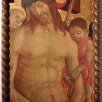 Antonio aleotti, cristo sul sepolcro sorretto da due angeli, 1498 - Sailko - Ferrara (FE)