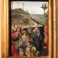 Antonio da crevalcore, deposizione di cristo dalla croce, 1480-1500 ca., 01 - Sailko - Ferrara (FE)