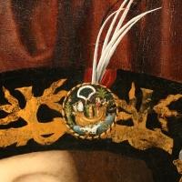 Bartolomeo veneto, ritratto di gentiluomo, 1510-15 ca. (cambridge, fitzwilliam museum) 02 vela spezzata - Sailko - Ferrara (FE)