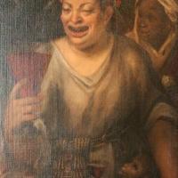 Bastianino, allegoria con bacco, 1555-1600 ca. 02 - Sailko - Ferrara (FE)