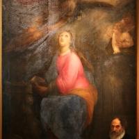 Bastianino, annunciazione col committente orlando crispi, 1590-91 - Sailko - Ferrara (FE)